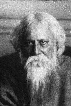 Rabindranath Tagore Berlin 14 July 1930